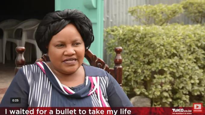 I stole KSh 196K - Kenya's dreaded gangster queen speaks out