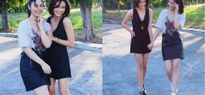 Erich Gonzales and Julia Barretto are BFF goals with their sweet messages for each other