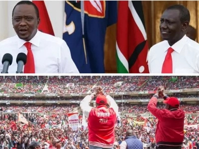 """Kenyans, let's reclaim our country by voting out Uhuru in August"""