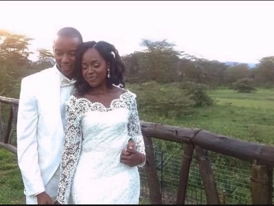 9 extremely epic wedding photos of Citizen TV's top stars