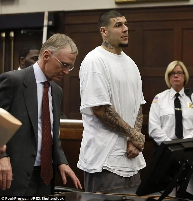 Inmate's Lawyer To Speak On Client's Connection To Aaron Hernandez