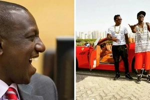 This song about HUSSLING will make DP Ruto very happy