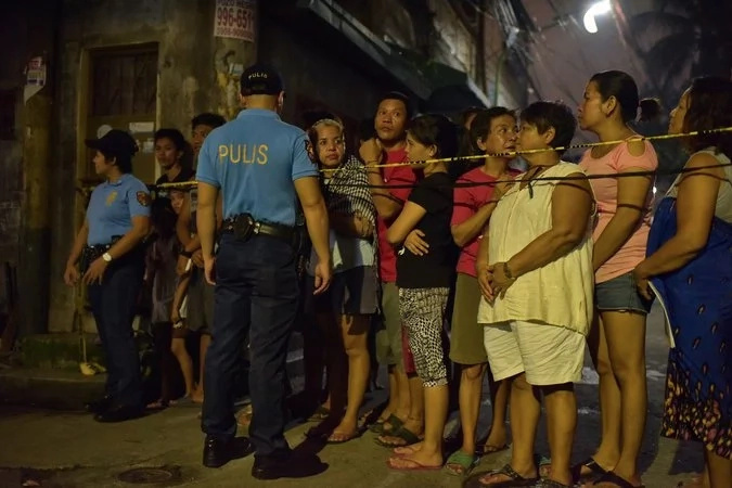 Death toll of Duterte's drug war reaches 1,800, says PNP