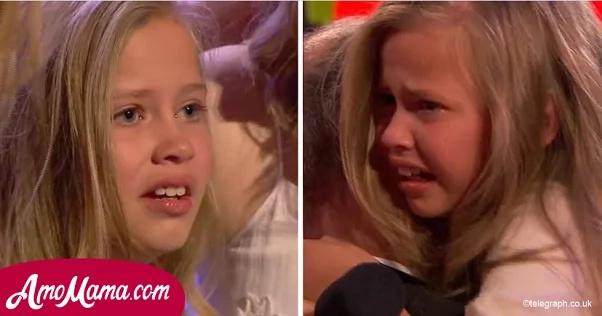 Una niña de 10 años lloró durante un concierto, cuando vio a alguien en el pasillo. Un minuto después, millones de personas lloraban con ella