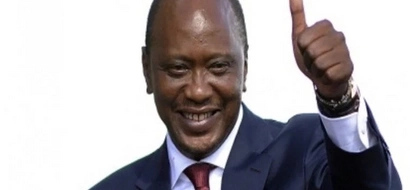 President Kenyatta steals the show at his Jubilee event with these DEADLY dance moves