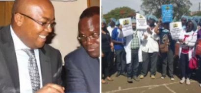 Health PS makes UNPREDICTABLE move after Francis Atwoli exposed him and the minister