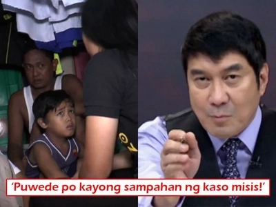 Gusto niya ginhawa! Woman leaves traffic enforcer husband for American boyfriend despite cries of her spouse and children