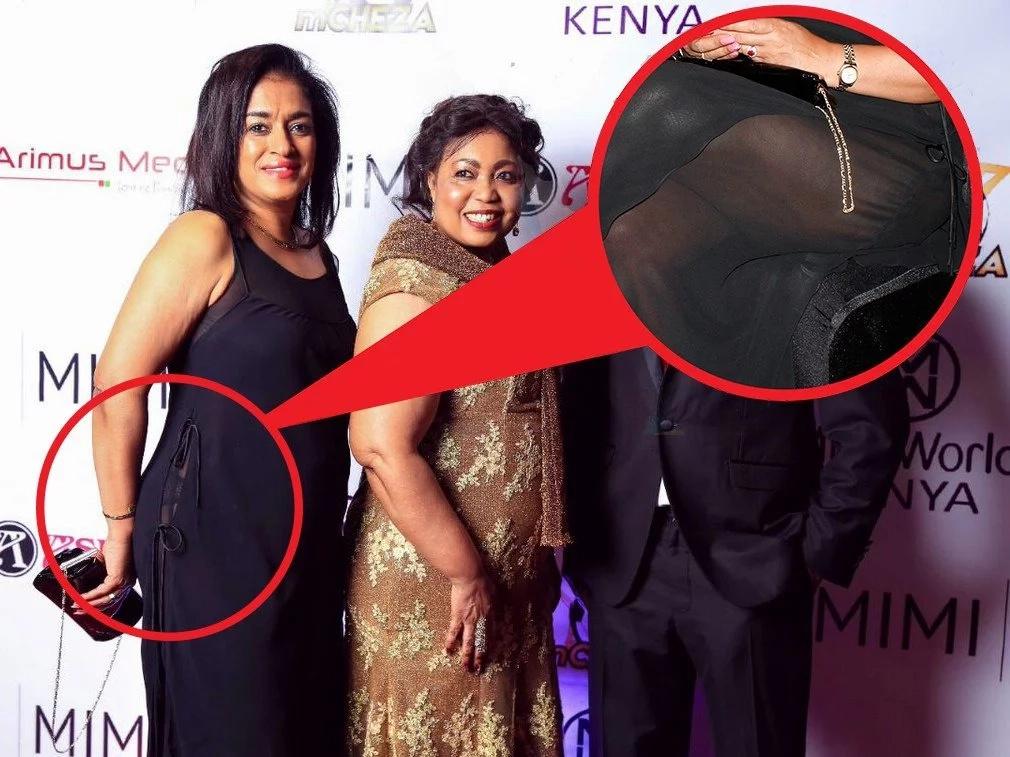 Gubernatorial seat hopeful, Esther Passaris defends her bare bottom shared in revealing photos