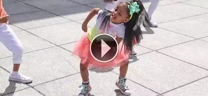 WOW: This video of 4-year-old 'mini Beyonce' takes the Internet by storm