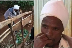 Meet Murang'a man willing to sell his children to facilitate wife's burial
