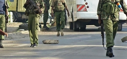 TERRIBLE! AP Officer Rapes Disabled Woman In Kericho