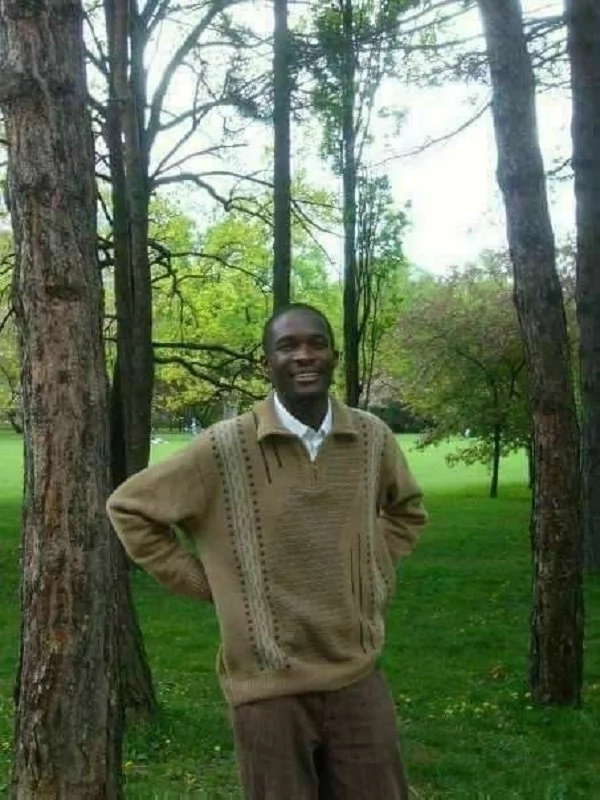 Ezra Chiloba, long before the money and the good life