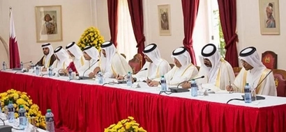 Check out the Qatari billionaires who visited Kenya this week (photos)