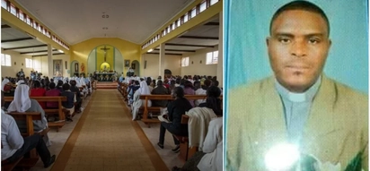 Nyeri priest dies shortly after attending Catholic mass
