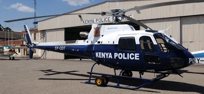 If you are single and scored a B+, Kenya Police are after you
