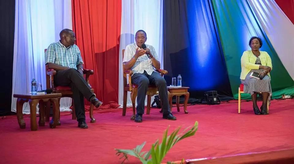 Why Uhuru Kenyatta is too abusive lately - Kalonzo Musyoka