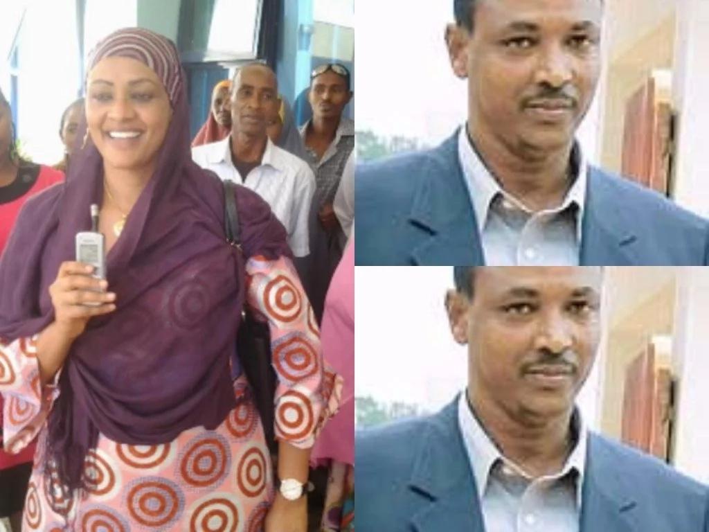 MP's wife