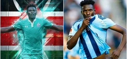 God is great - Micheal Olunga shortlisted for CAF African player of the year award