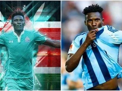 Micheal Olunga ateuliwa kwa tuzo la mchezaji bora la CAF