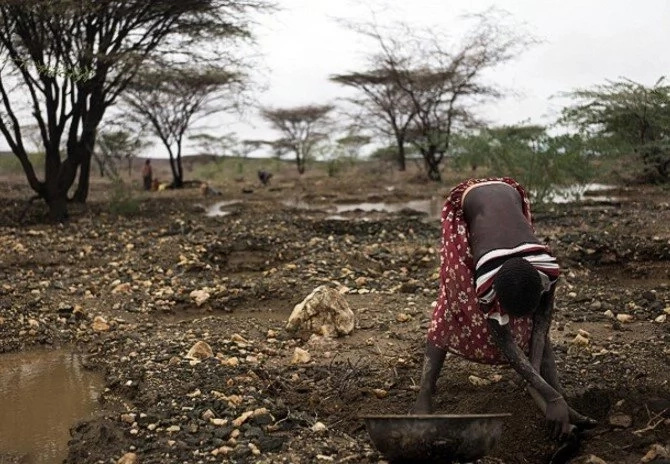 Severe DROUGHT that threatens millions of people in East Africa finally EXPLAINED by scientists