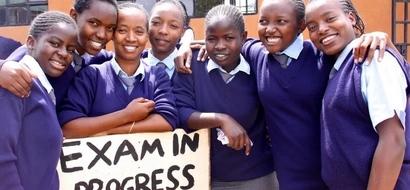 Uhuru's tough message as KCSE exams begin