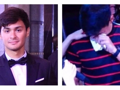 Ang Galing! Matteo Guidicelli, proves that he can make it.