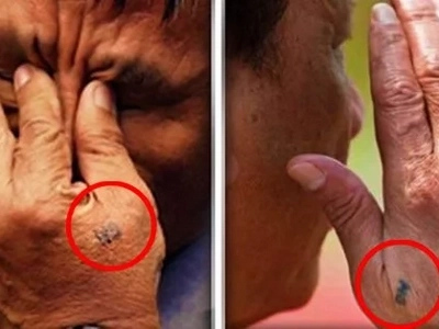Mag-brad sila? Witness Matobato and Duterte shockingly inked with the same tattoo