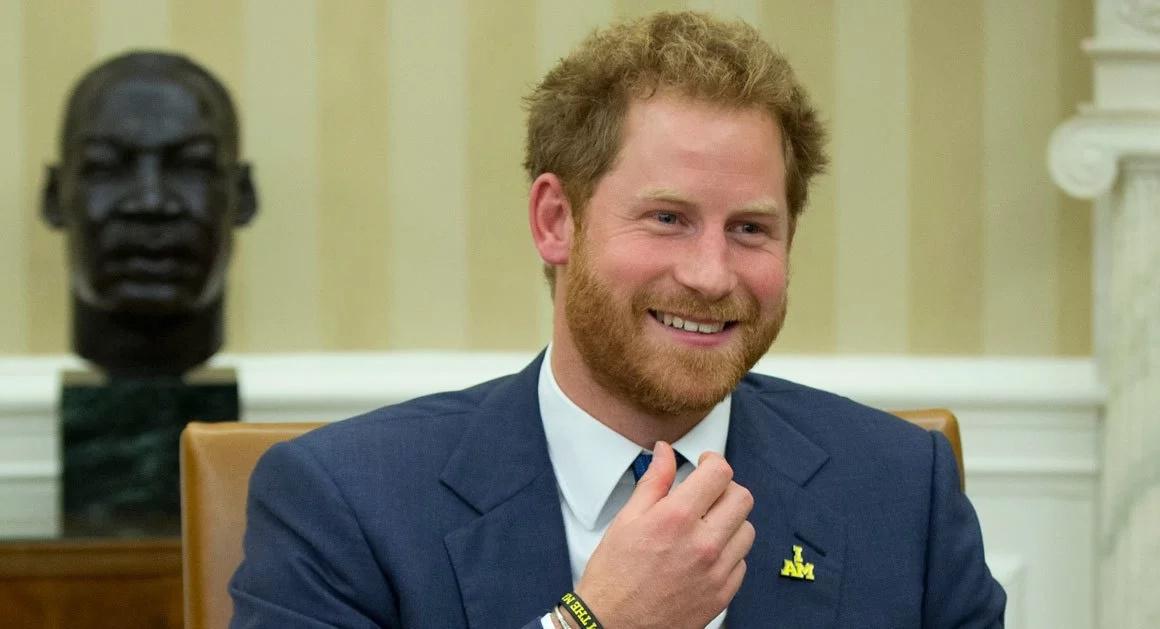 Prince Harry - (Google)
