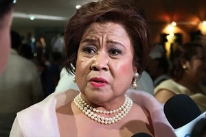 Anticrime watchdog tells De Lima to resign and defend Aquino in court