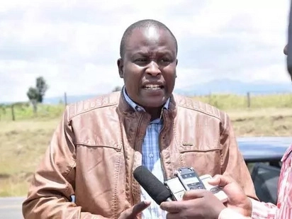 Jubilee MP wants visas of NASA MPs revoked ahead of Raila swearing-in