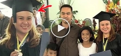 This deaf valedictorian inspires netizens as she graduates top of the class despite working and taking care of family! Watch the epic moment!