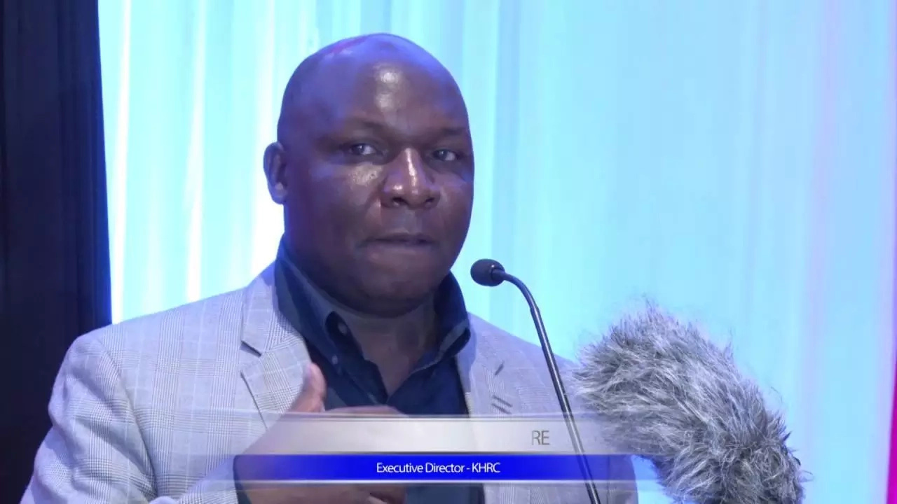I will not resign- IEBC Chair Wafula Chebukati dismisses calls to disband commission