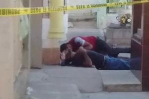 Estos jóvenes los mataron en el mismo cementerio