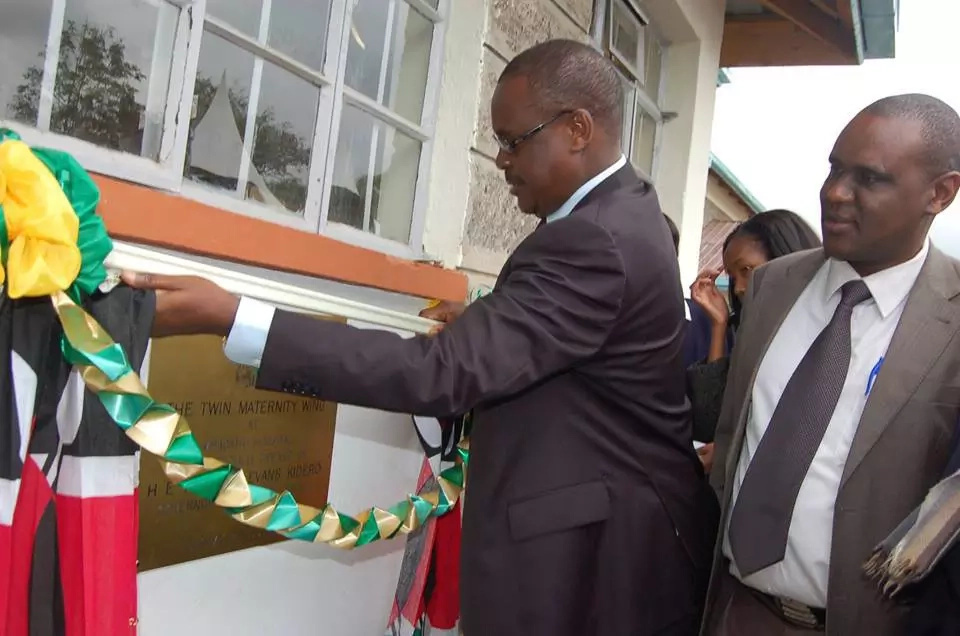 Nairobians, allow me to complete the job so you can have a prosperous city- Evans Kidero