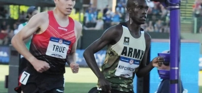 Meet the two Kenyans representing USA in the 2016 olympics