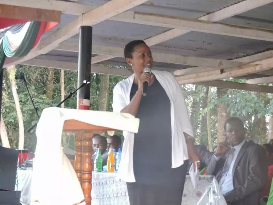 Do not provoke us to revisit- Sabina Chege warns Maraga