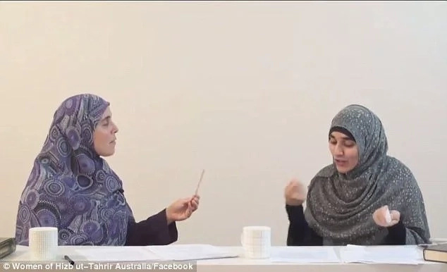 "Muslim women say men beating their wives is a ""beautiful blessing,"" demonstrate how to do it (photos, video)"