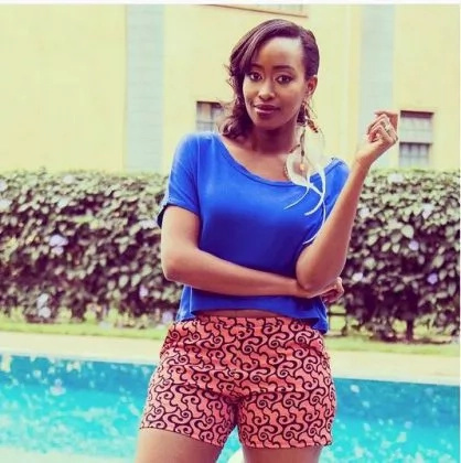 TV Personality Janet Mbugua badly bullied online