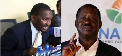 Raila Odinga will face the ICC should violence erupt before and after repeat poll - Jubilee politician threatens