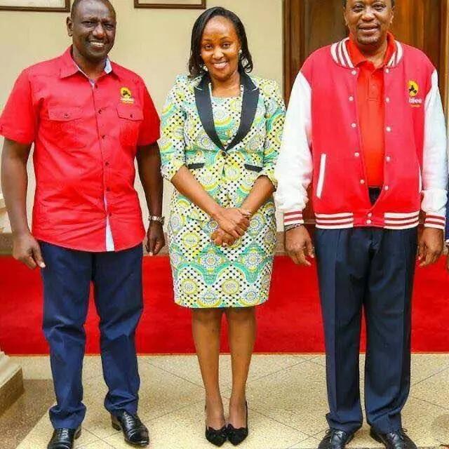 Something awesome happens to lady who designed Uhuru's shirt