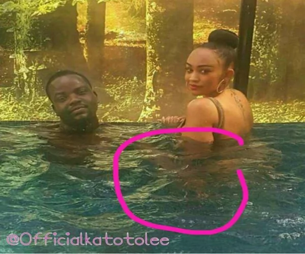 Trouble in Chibu's paradise as angry Diamond posts damning photo of Zari with 'lover'