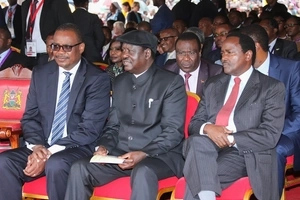 Please get out of the way, Kalonzo sends tough message to Raila Odinga