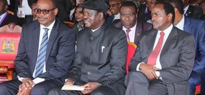 Kidero sues Raila Odinga right-hand man for 'embarrassing him'