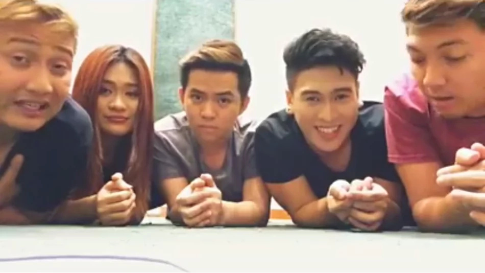 Acapellago pinoy singing group's Ritemed cover becomes viral
