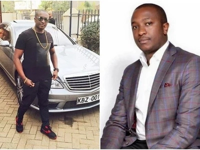 Check out Steve Mbogo's house that has left tongues wagging