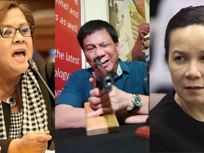 Poe and De Lima team up to slam Duterte on plan to execute 5-6 convicts per day
