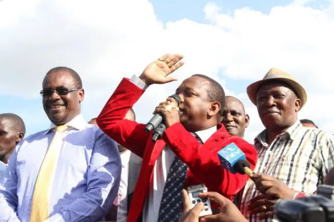 Mike Sonko to turn Uhuru Park into a parking lot