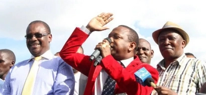 Deny Kidero and Sonko Nairobi governorship seat - Jubilee MP