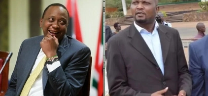 Angry Moses Kuria storms out of Radio Maisha after this is said about Uhuru (video)