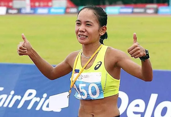 PH marathoner on Rio Olympics: I'm ready. I will give my best